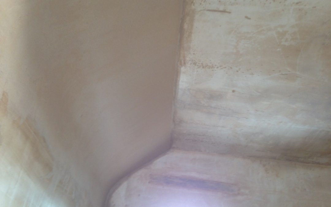 Barrelled Ceiling Skimmed